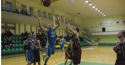Klaipėdos studentai sutriuškino daugkartinius šalies čempionus