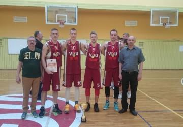 LSKL 3×3 salės čempionate triumfavo VDU vaikinai ir LSU merginos (nuotraukos)