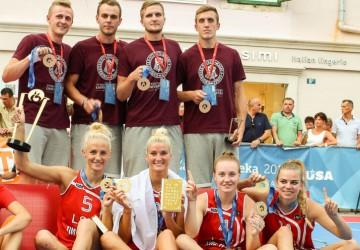 Iš Kroatijos – dar du LSKL komandų medaliai (nuotraukų albumai)