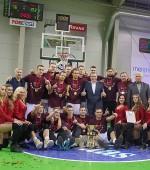 LSKL čempionų titulus apgynė VDU krepšininkai (nuotraukos, statistika, komentarai)
