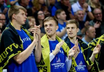 Klaipėdos studentai nukovė LSKL lyderius ir pakilo į pirmąją vietą (kiti rezultatai, statistika)