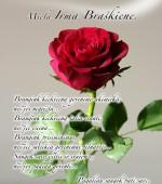 Irmai Braškienei – sveikinimai jubiliejaus proga!