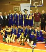 LSKL bronzos medaliai – KTU krepšininkams (komentarai, nuotraukos)