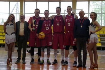 LSKL 3×3 krepšinio turnyro nugalėtojai – VDU vaikinai ir LSU merginos