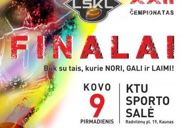 Šįvakar Kaune – LSKL XXII-ojo sezono finalas (trenerių mintys)
