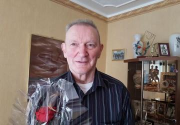 Henrikui Giedraičiui – 80 metų