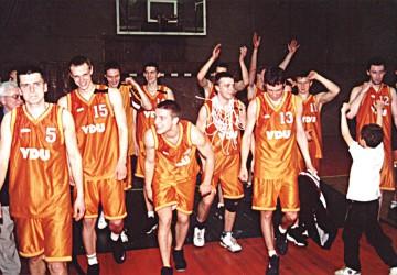 """""""LSKL istorijos metraštis"""": ar žinojote, kad Paulius Motiejūnas prieš 20 metų tapo LSKL MVP?"""